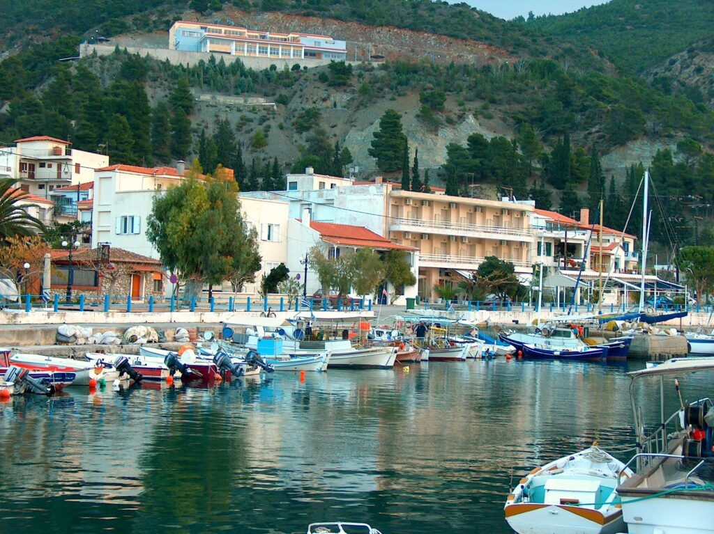 Limni Evias (Evia), Greece-10 must-see destinations in mainland Greece