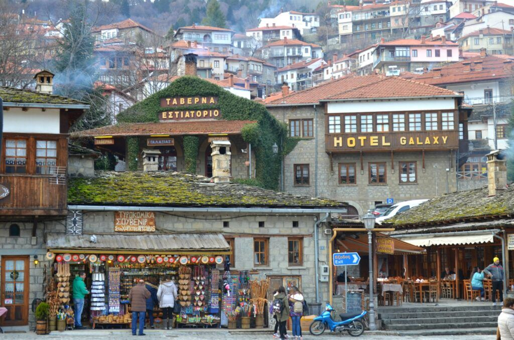 Metsovo,Greece-10 must-see destinations in mainland Greece