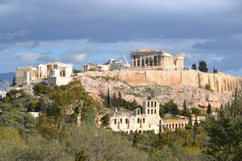 Unesco World Heritage Sites in Greece: A quick guide. Acropolis, Athens