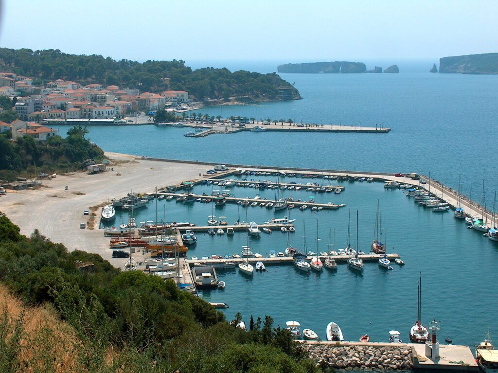Pylos (Peloponnese)-10 must-see destinations in mainland Greece