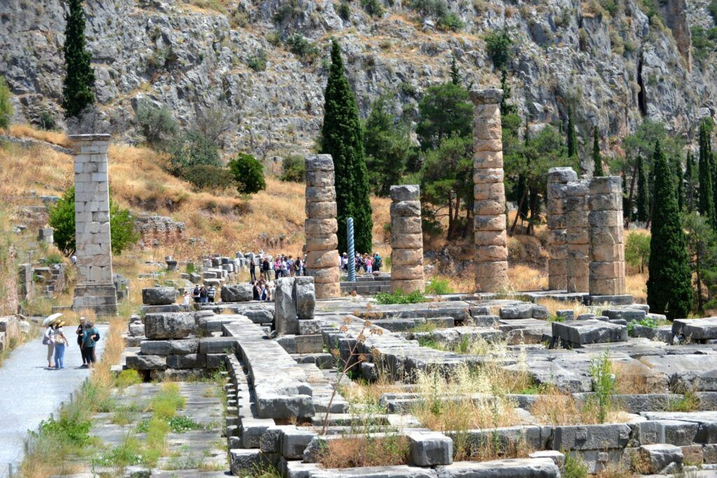 Unesco World Heritage Sites in Greece: A quick guide, Delphi, Peloponnese