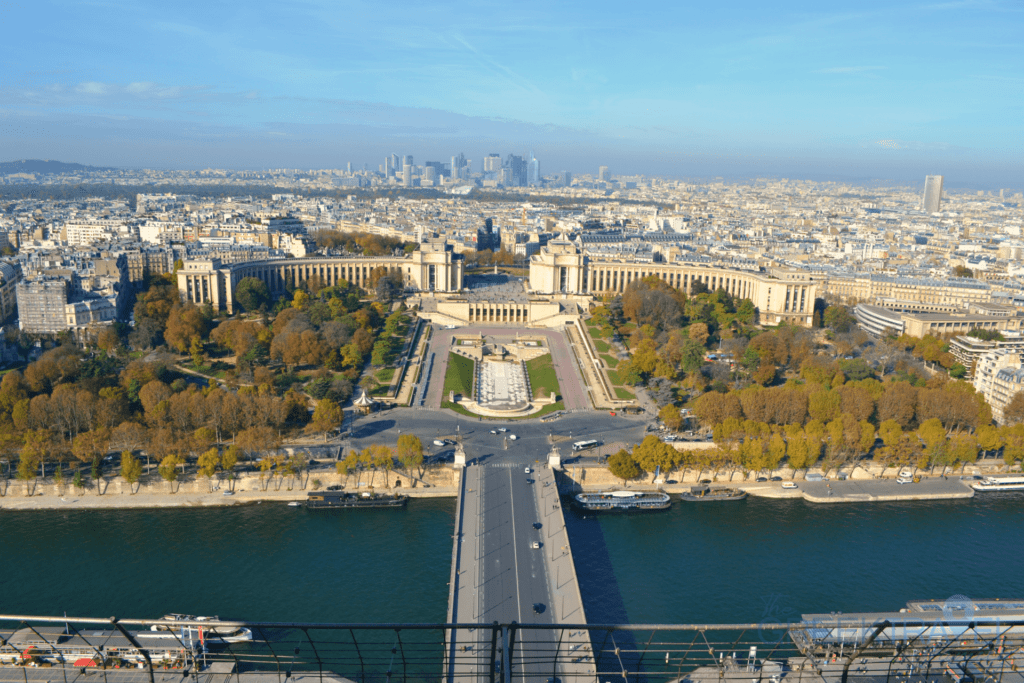 Travelling with kids to Paris