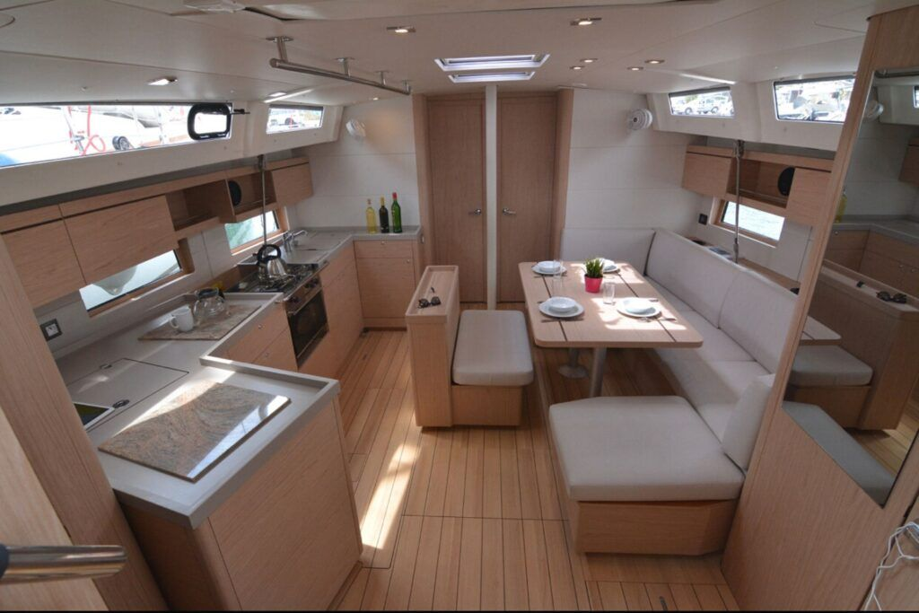 chartering a yacht or a sailboat in Greece . Kavas.com