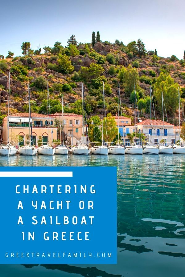 chartering a yacht or a sailboat in Greece . Kavas.com Pinterest
