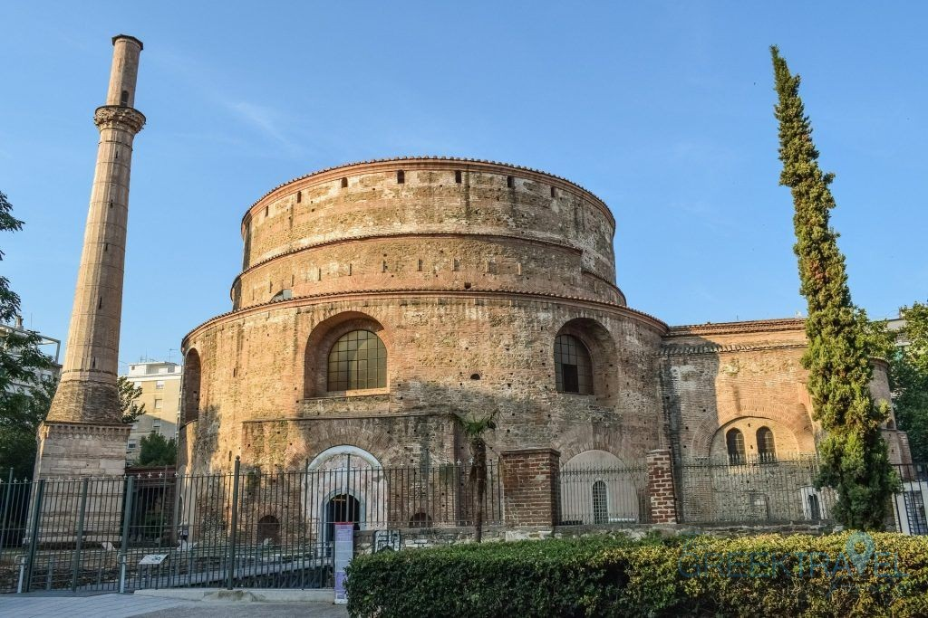 Unesco World Heritage Sites in Greece: A quick guide, Rotonda of St. George, Thessaloniki